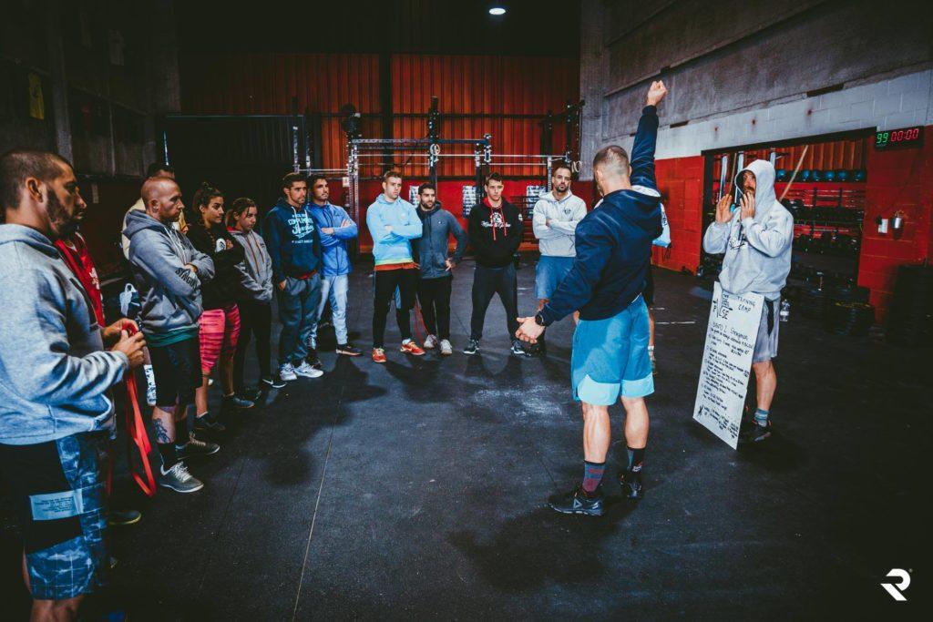 Programa para competidores de crossfit
